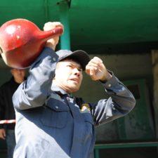 Первенство частных охранных организаций Республики Казахстан по прикладному многоборью 2019 года