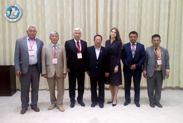 После заседания на конференции «Негосударственная сфера безопасности - 2017»