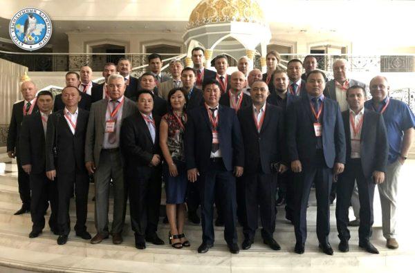 Участники конференции «Негосударственная сфера безопасности - 2017»