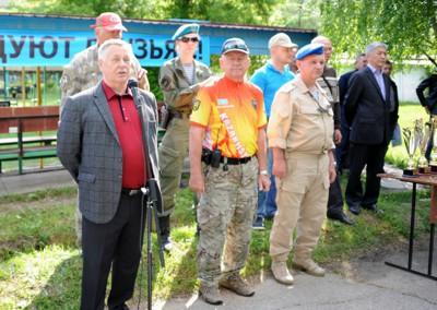 Первенство частных охранных организаций Республики Казахстан по прикладному многоборью