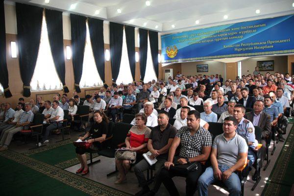 27 июня 2019 года в Департаменте полиции Алматы состоялось совещание с участием руководителей частных охранных организаций города. Совещание было организовано отделом по контролю за охранной деятельностью ДП г.Алматы.